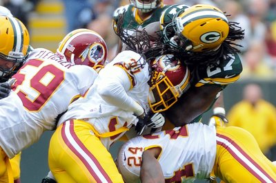 Brandon Meriweather's Two Game Suspension Appeal Denied