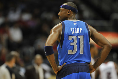 Jason Terry is a Houston Rocket