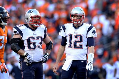 Patriots Announce Team Captains: Dan Connolly the newest addition