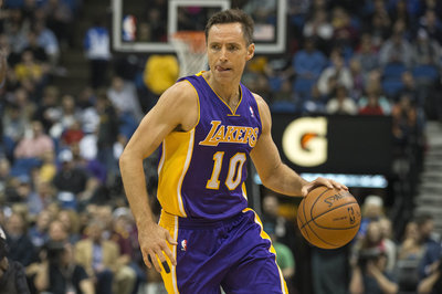 Report: Lakers Can No Longer Stretch Nash