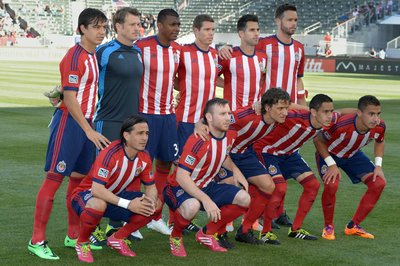 Dan Kennedy, Mauro Rosales share Chivas USA Player of the Month award for August 2014