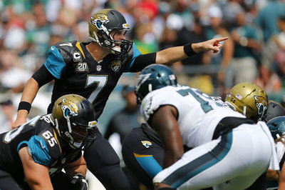 Chad Henne performed 'efficiently', says Gus Bradley