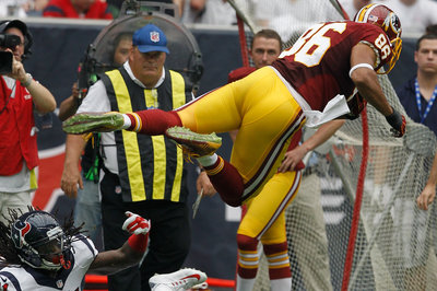 Jordan Reed Injury Update; Possibly Out For Multiple Weeks