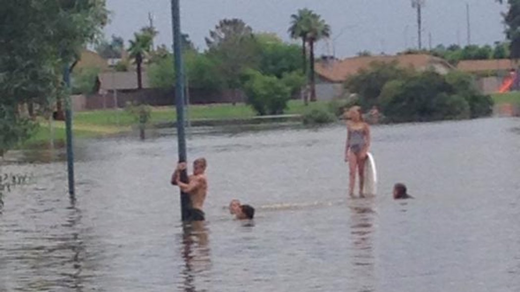 Arizona Flooding Could Impact Chargers Vs Cardinals Game
