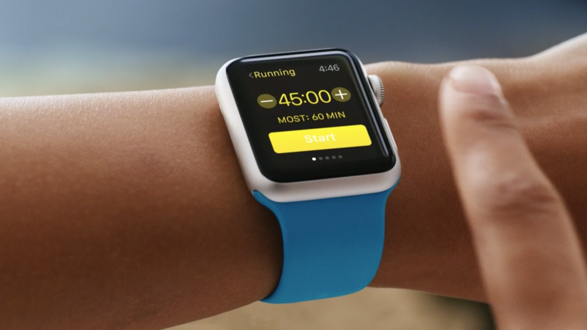 Apple unveils its long-rumored wearable device, the Apple ...
