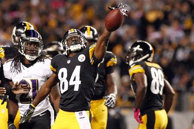 Steelers vs. Ravens key matchups: Antonio Brown vs. Lardarius Webb