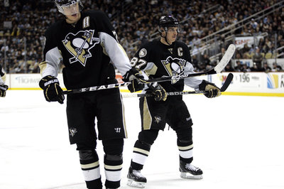 Sidney Crosby AND Evgeni Malkin injured, out for beginning of camp