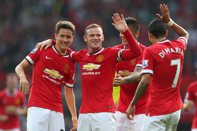 Wayne Rooney has