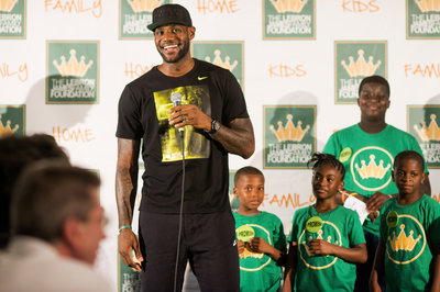 Report: LeBron James mural has been approved