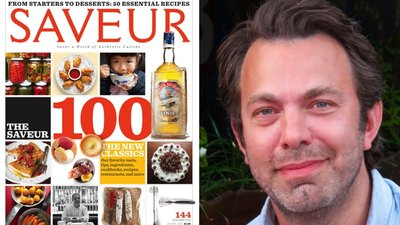 Saveur Names Adam Sachs New Editor-in-Chief