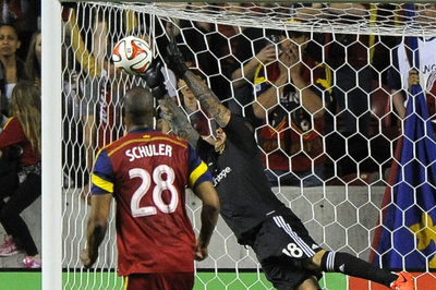 Rimando, Beltran, Schuler, Grabavoy left out of lineup against Vancouver