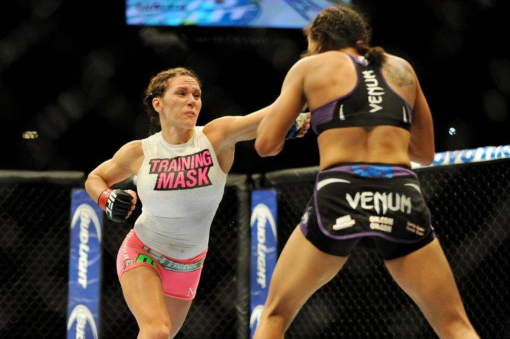 UFC 178 results recap: Cat Zingano vs Amanda Nunes fight review ...