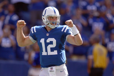 Colts QB Andrew Luck is Playing Phenomenal Football this Season