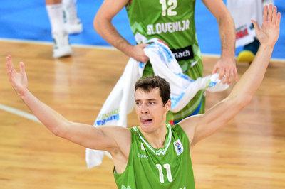 Recap of Goran Dragić's busy summer in Slovenia (Off Court)