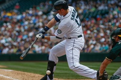 End of the line: Mariners not expected to exercise Justin Smoak's club option