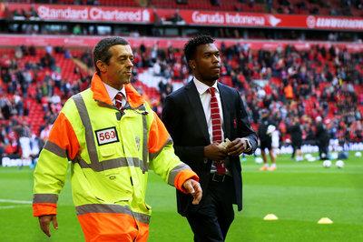 Brendan Rodgers Expects Daniel Sturridge to Return against QPR