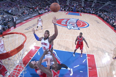 Greg Monroe not worried about bench role, for now