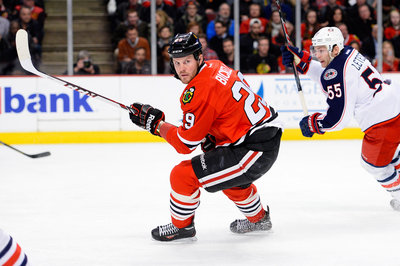 Consistency is key for Bryan Bickell in 2014-15