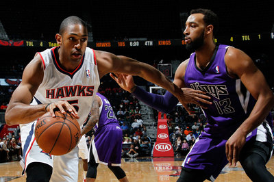 Al Horford injury: Hawks' center takes part in full contact practice - (Updated)
