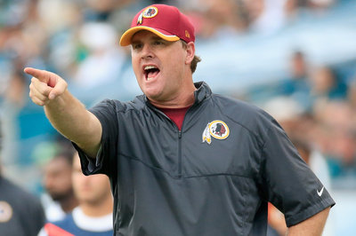Redskins Practice 10/8: Jay Gruden Presser