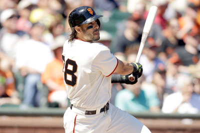 Michael Morse should be back for the NLCS