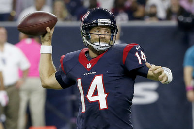 Checking The Pulse: Should The Houston Texans Make A Change At Quarterback?