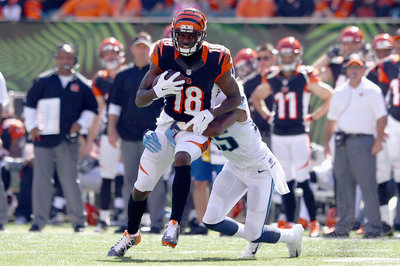 Per Report, Bengals WR A.J. Green Expected to Miss Game vs. Colts