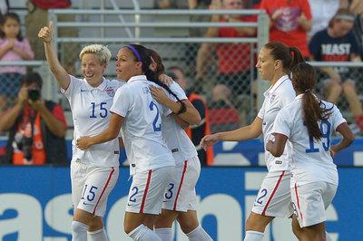 Freedom Kicks: D.C. United, USWNT, USMNT, and MLS links for Wednesday October 15, 2014
