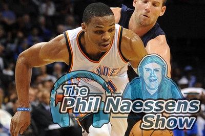 Thunder podcast: Phil Naessens discusses Oklahoma City's troubles and Kevin Durant's injury