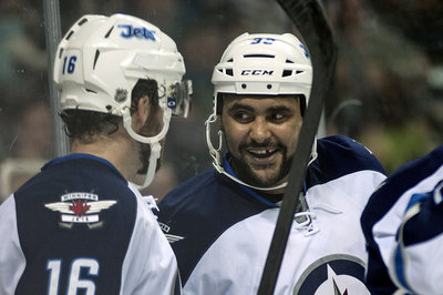 Friday's Dump & Chase: Byfuglien and The Jets