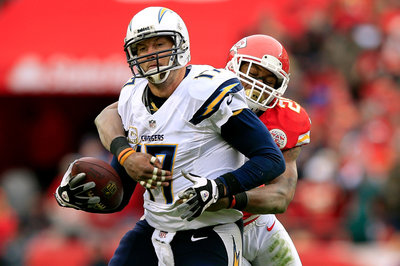 Chiefs pass rush vs. Chargers' Philip Rivers is the matchup of the game