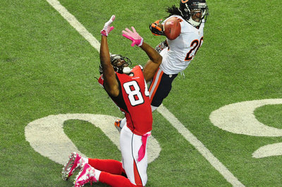 Roddy White knows he's playing scared, and he knows that has to change