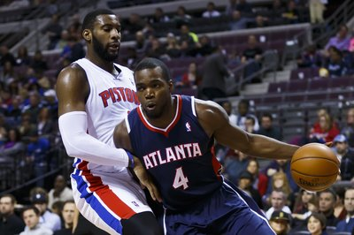 Piston vs. Hawks: Stan Van Gundy doesn't plan to play Andre Drummond, Josh Smith and Greg Monroe together