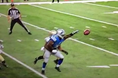 Saints vs. Lions Final Score: Video of Rafael Bush's Questionable Pass Interference Call on Reggie Bush