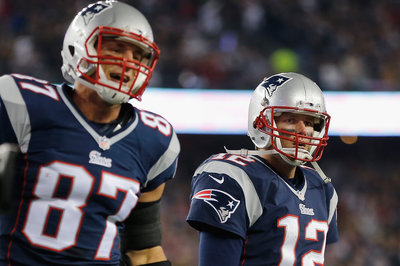 Expected Points Added: Tom Brady and His Reliance on Rob Gronkowski