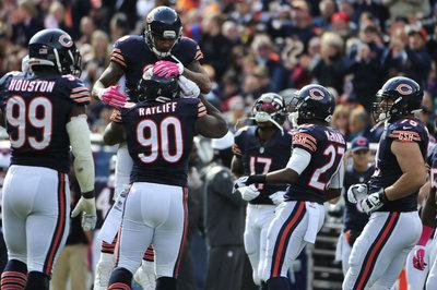 The Bears Den: October 23, 2014 - Chicago Bears week 8 news & notes