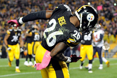 Ben Roethlisberger: 'We haven't used Le'Veon Bell to his full potential'