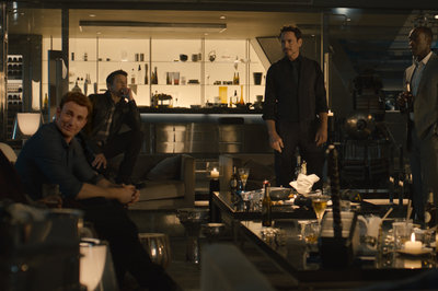New trailers: 'Avengers: Age of Ultron,' 'Halo Nightfall,' 'Judge Dredd: Superfiend,' and more