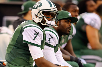 Michael Vick will start for Jets vs. Chiefs, Geno Smith on the bench