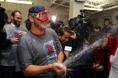 Jake Peavy's World Series duck boat doesn't work anymore