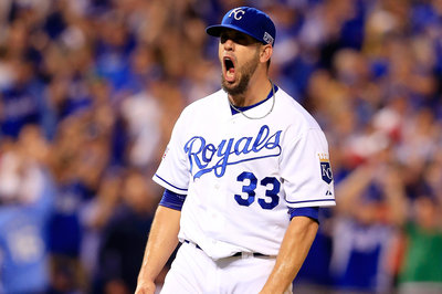 Red Sox should sign free agent James Shields