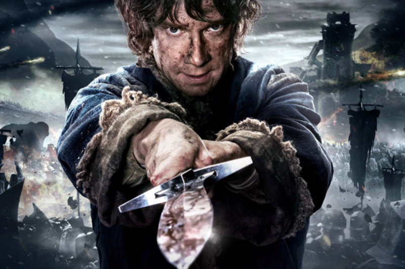 The final trailer for 'The Hobbit: The Battle of the Five Armies' is here