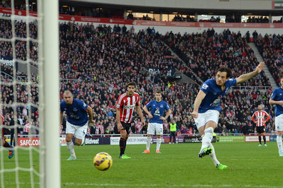 Sunderland 1- 1 Everton: Points Are Shared At The SoL