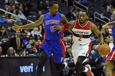 Pistons vs. Wizards final score: Brandon Jennings' wizardry not enough in 107-103 loss