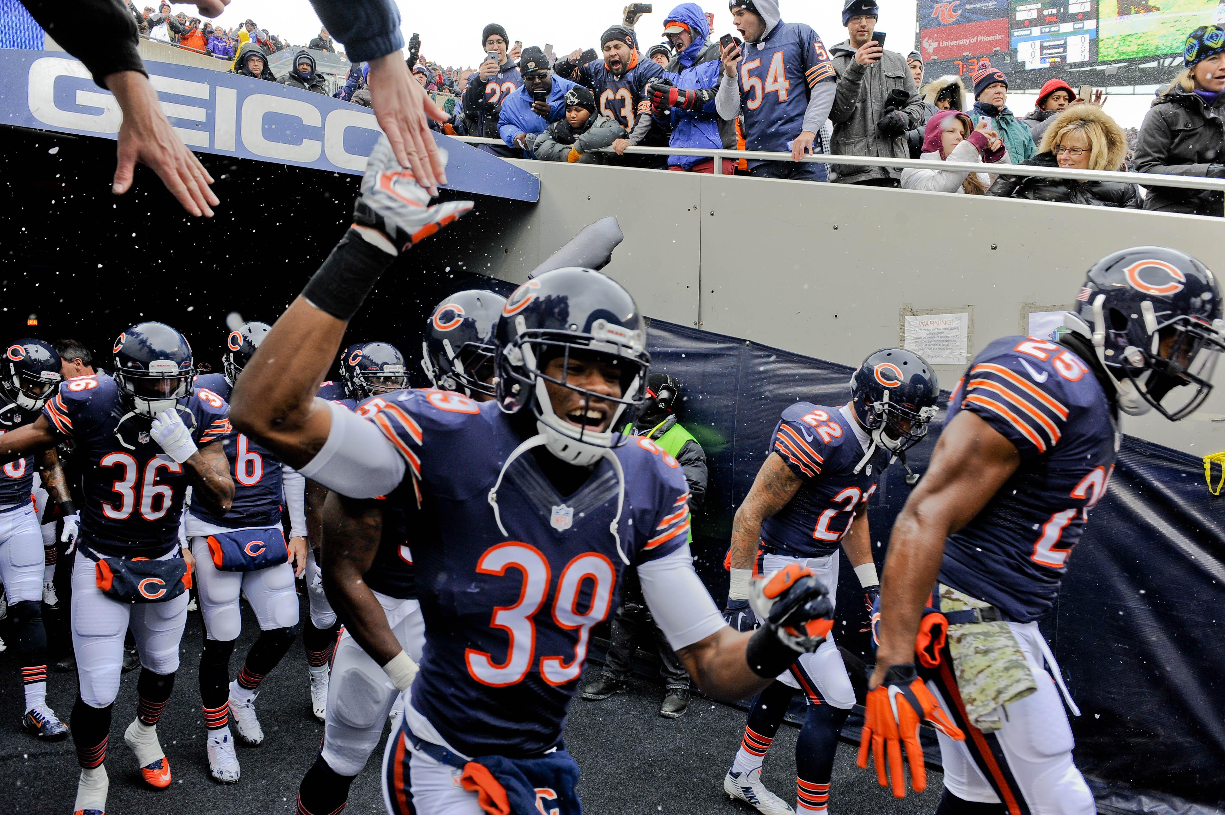 NFL Jerseys Official - The Bears Den: November 21, 2014 - Chicago Bears week 12 news ...