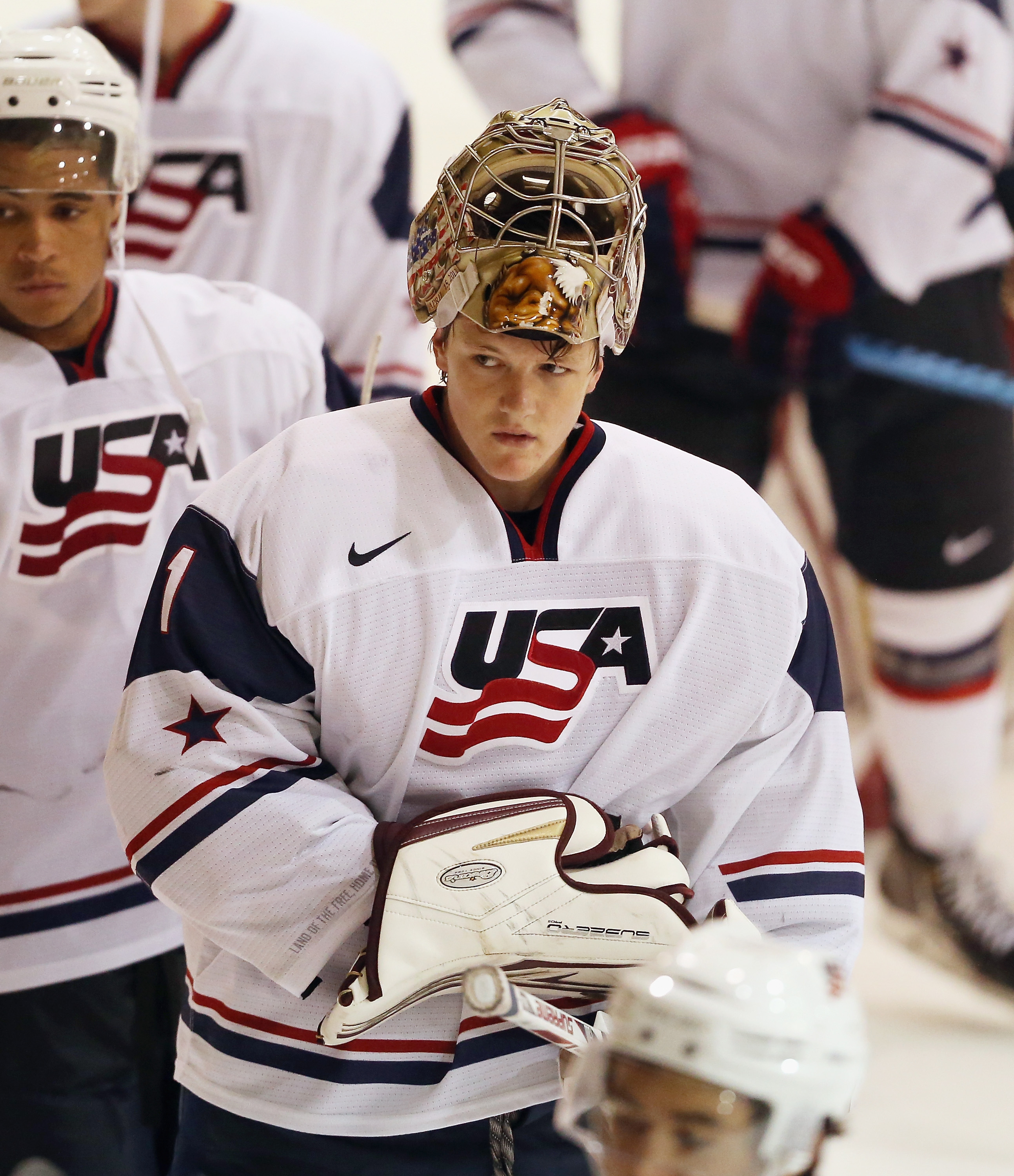 NCAA: 18 D1 Players On US World Junior Camp Roster