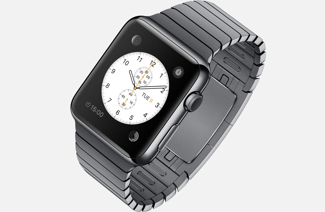 Apple Watch - Magazine cover