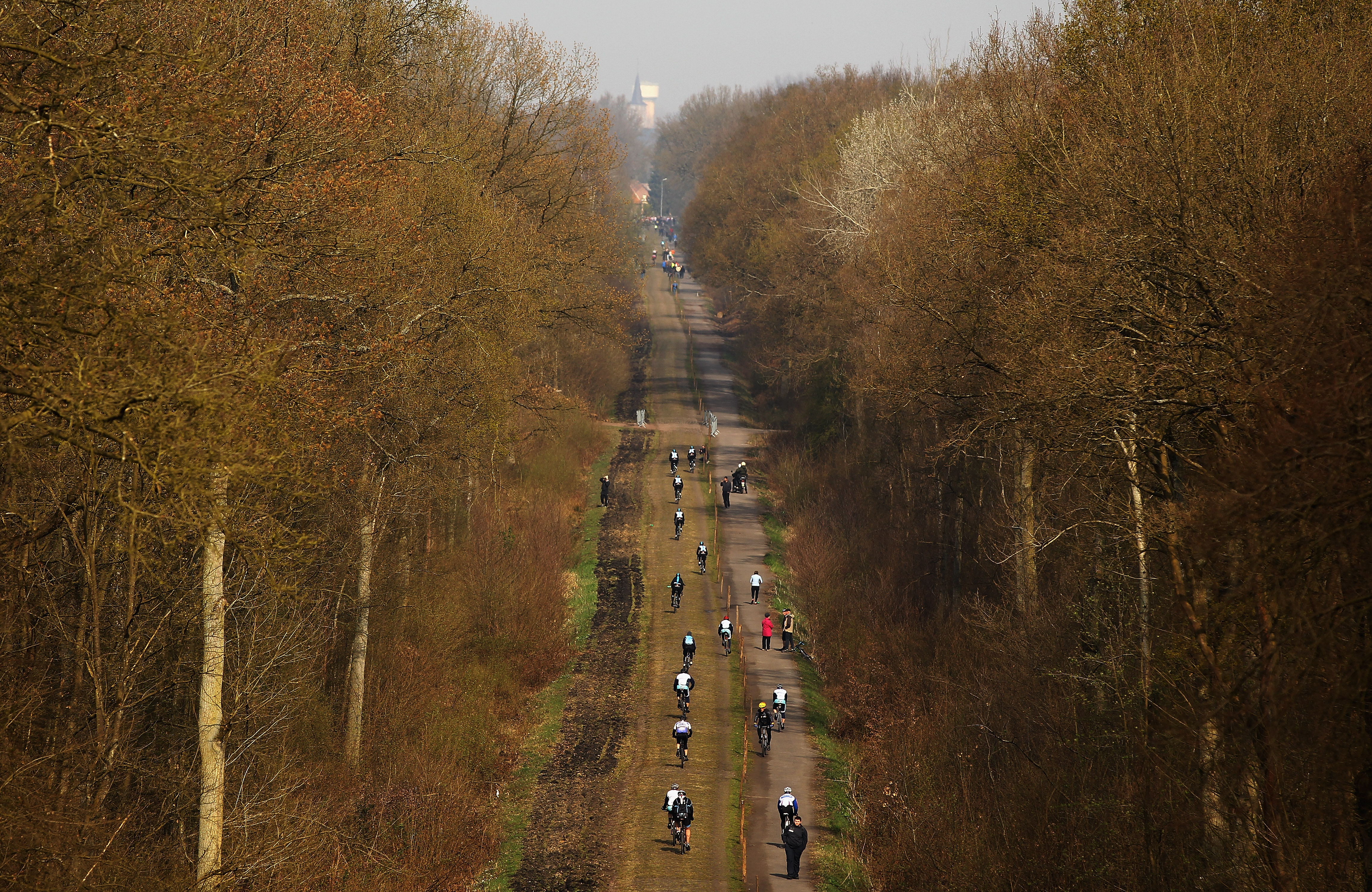 Photo: To Hell On A Bike - Riding Paris-Roubaix: The Toughest Race In Cycling. Bryn Lennon/Getty Images