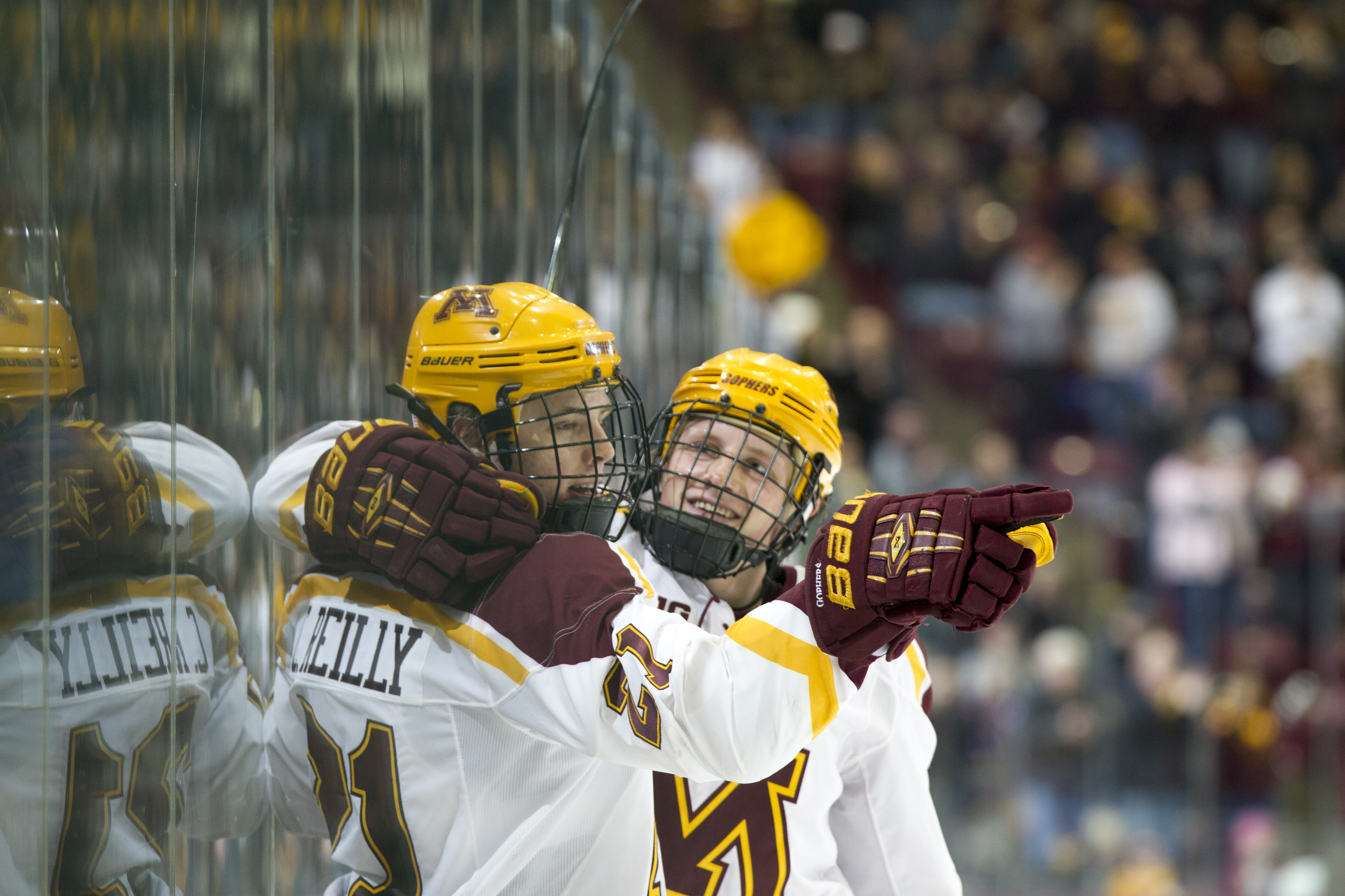 NCAA: Minnesota Focuses On Stopping Notre Dame After A Week Off, Johnson Update, TV Notes
