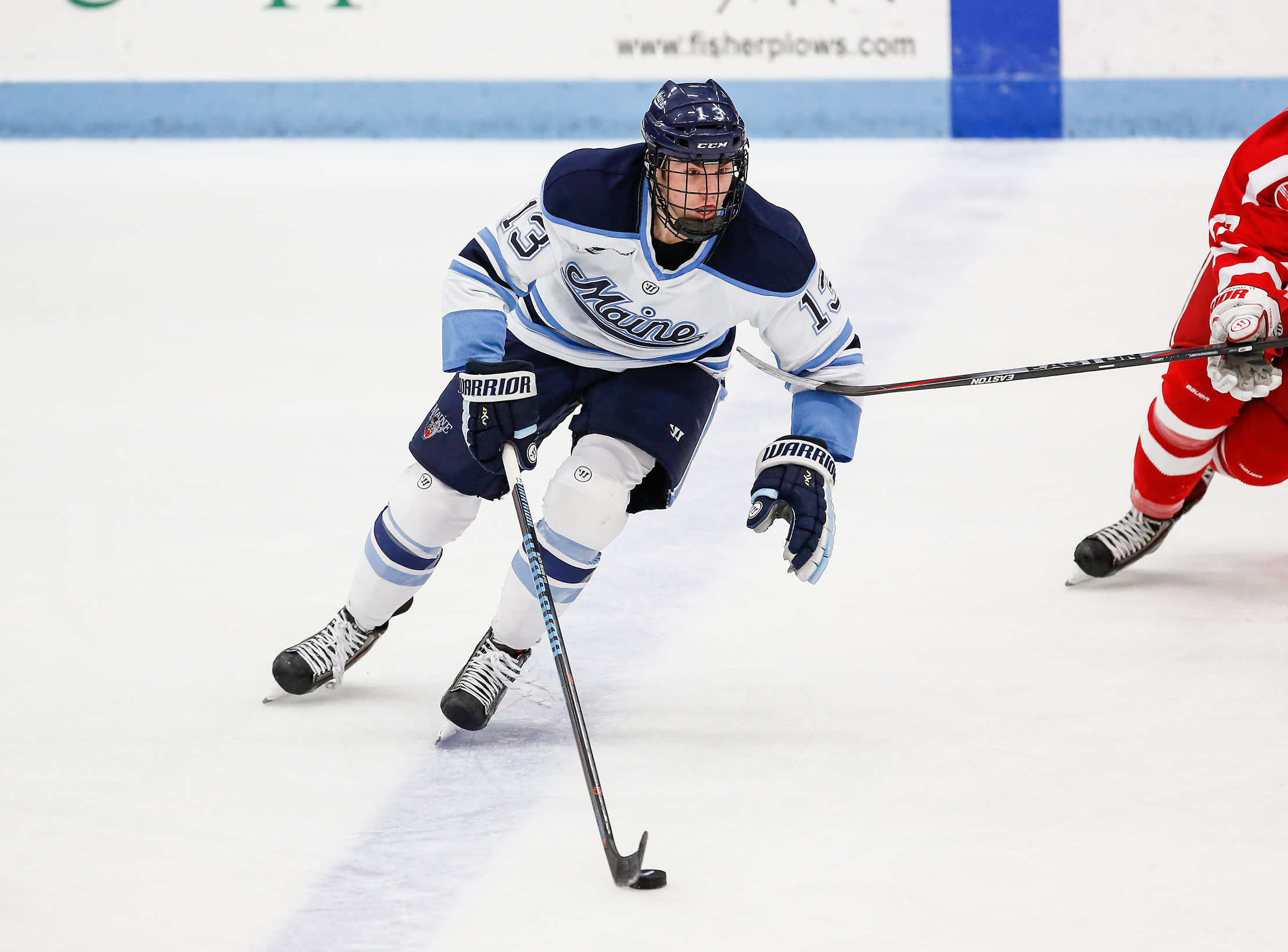 Hockey East: Maine's Vesey Suspended